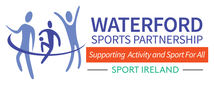 Waterford Sports Partnership Logo