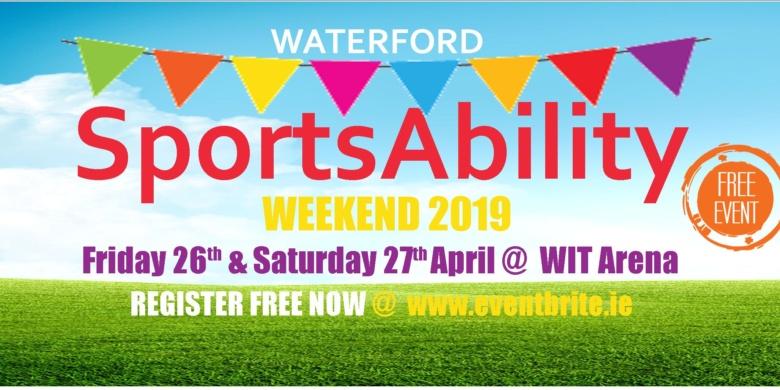 SportsAbility Weekend 2019